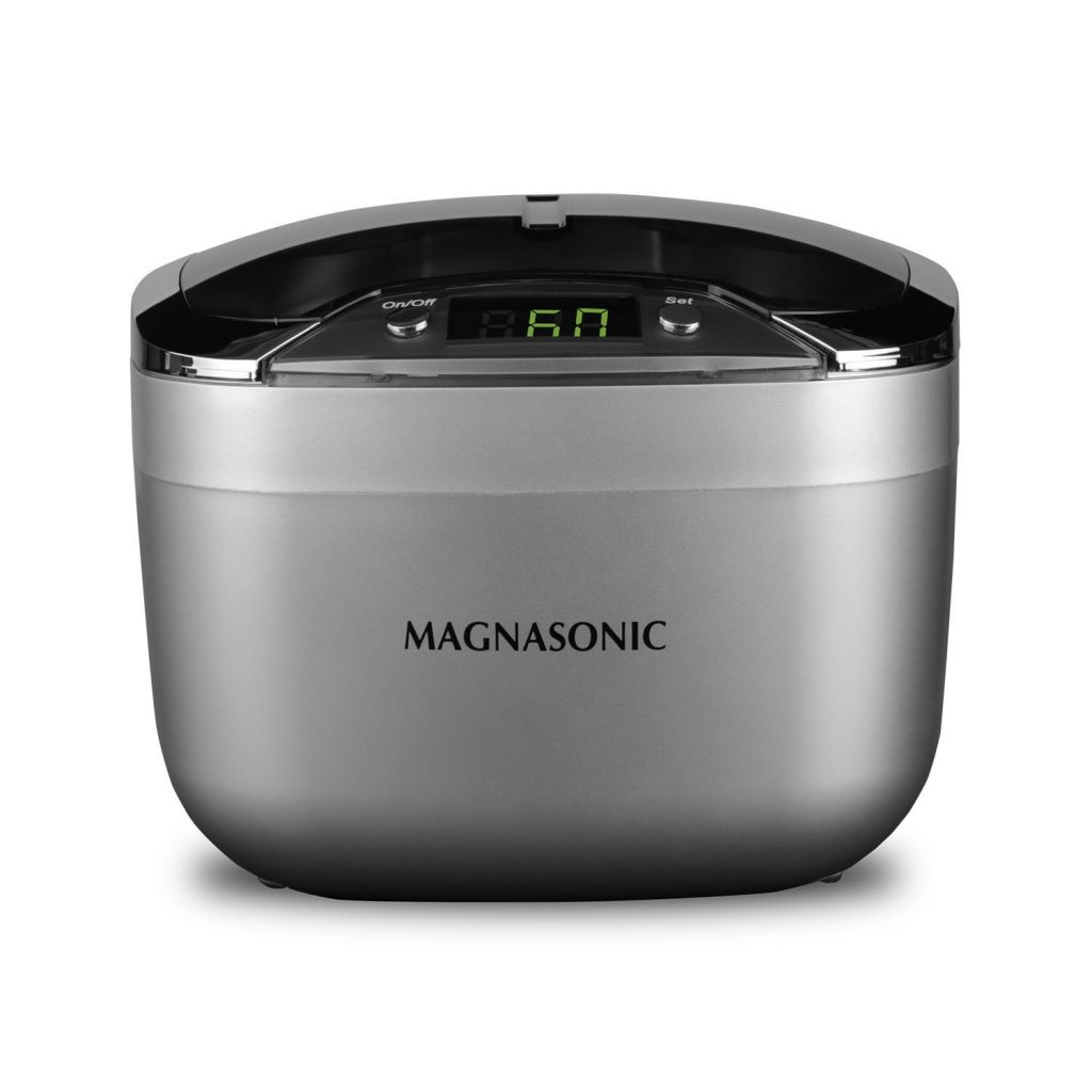 Bravo Reviews the Magnasonic UC71 Professional Ultrasonic Jewelry Cleaner