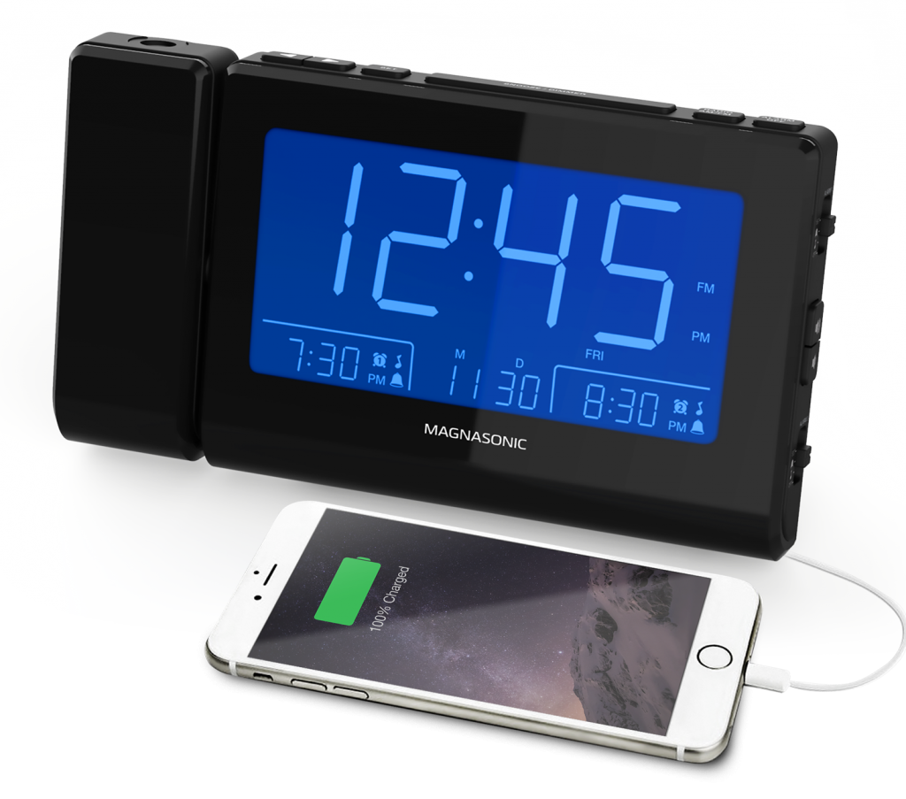 How to Set an Alarm on the CR61, CR62, CR63 and CR64 Alarm Clock Radio