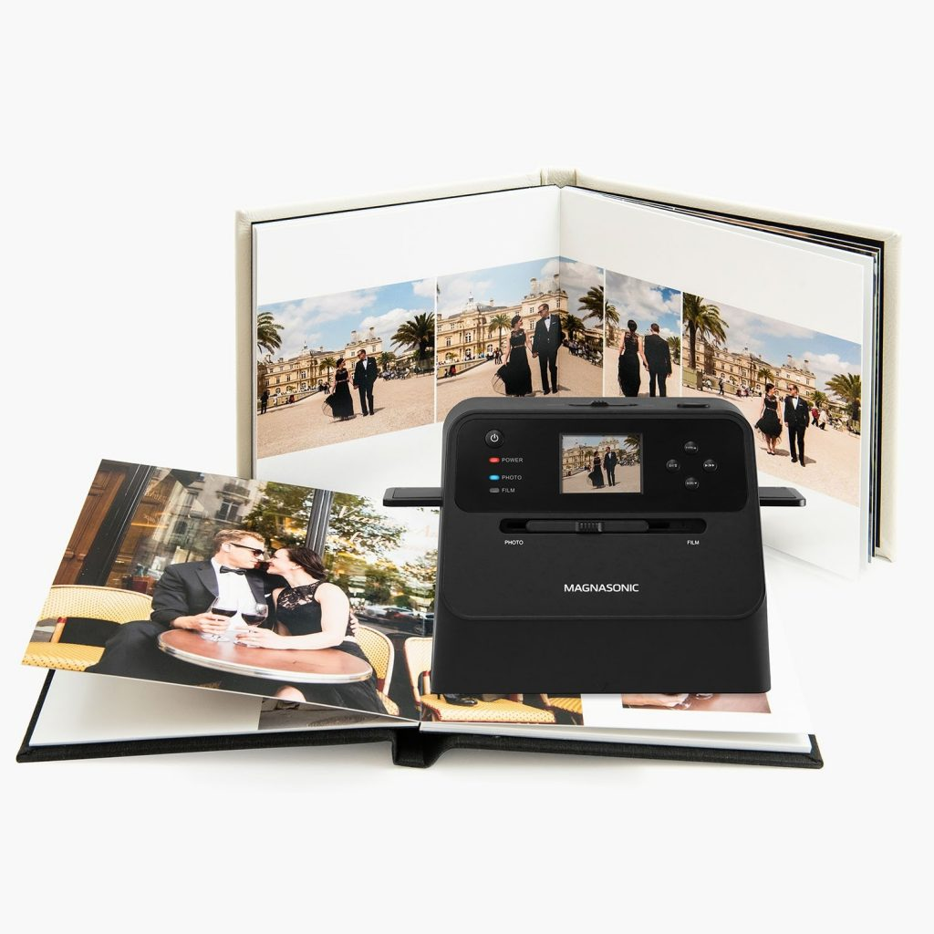 How to Scan Film, Slides, and Photos with the Magnasonic FS60 Film Scanner