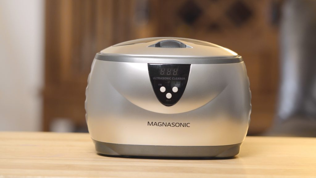 How to use a Magnasonic Ultrasonic Jewellery Cleaner to Get Amazing Results