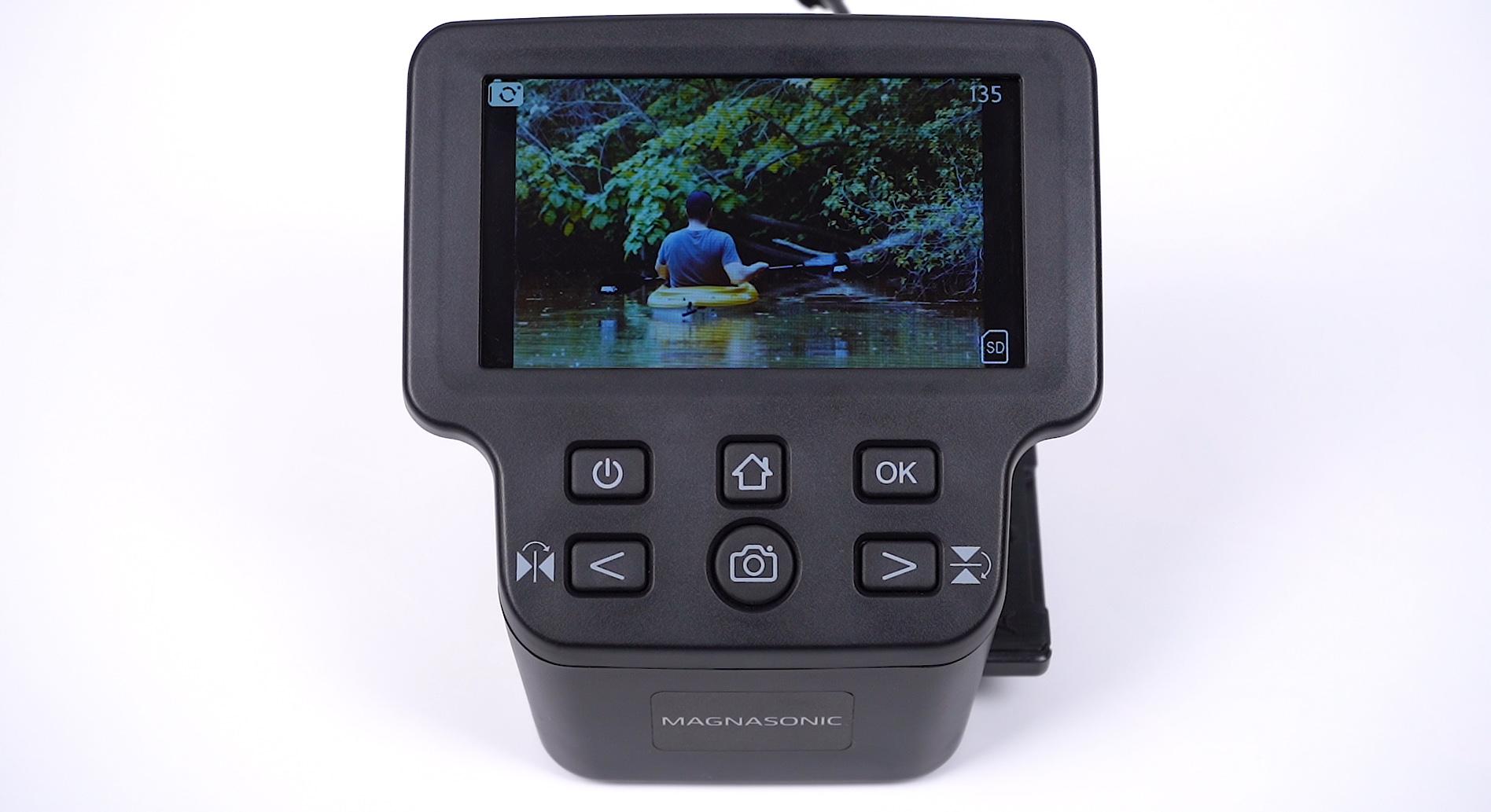 Magnasonic FS71 22MP Film Scanner