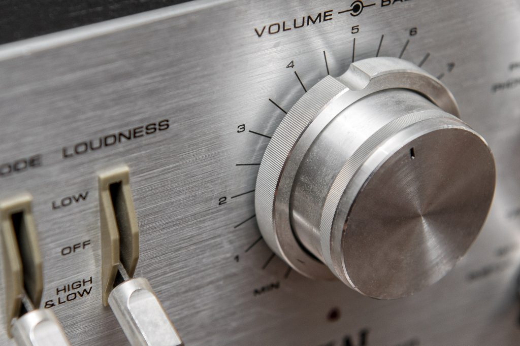 Magnasonic Ultrasonic Cleaner - Restoring Vintage Stereo Receiver - After Photos